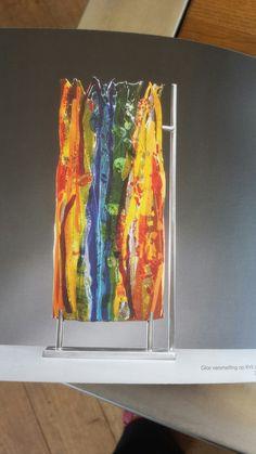 glass sculpture named: mother