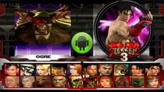 Tekken 3 Mod Apk Android Game Latest Version is a best game for fighting game lovers. Android Mobile Games, Free Android Games, Cell Phone Game, Tekken 3, Free Pc Games, Android Apk, Android Phones, Game Info, Game Update