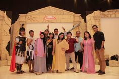 Takeda National Sales Conference. Yogyakarta, Indonesia  Crew and comittee... :-)