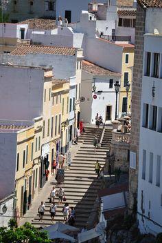 Ciutadella de Menorca Ciutadella Menorca, Small Towns, Summer 2016, Villas, Paths, Travel Inspiration, Jewel, Cities, Places To Go