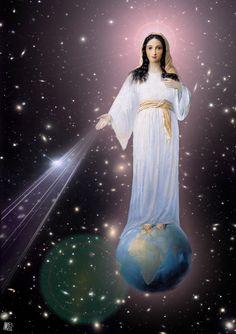 Nuestra señora la madre de dios