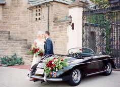 Photography: Koman Photography - komanphotography.com Floral Design: Indigo And Plum - indigoandplum.com Wedding Dress: Casablanca Bridal - casablancabridal.com   Read More on SMP: http://stylemepretty.com/vault/gallery/38064
