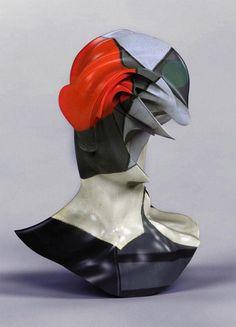 Des sculptures digitales inspirées des bustes de la Grèce antique   The Creators Project