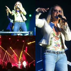 NEWS:  Anastacia performed at Tollwood Festival in Munich, Germany on July 11, 2016.