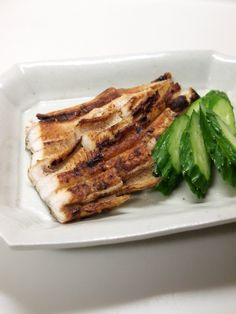 Grilled Anago (Conger Eel) from Akashi, Hyogo, Japan 明石の焼きあなご