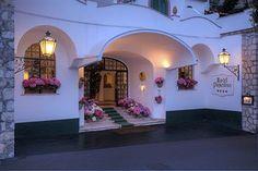 Where we're staying in Positano. Poseidon Hotel - Positano, IT  July 2007