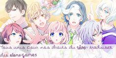 Traducteurs de jeux, nous souhaitons plus d'Otome game en français (correct).