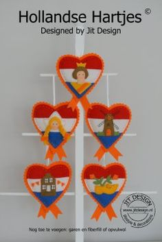 DIY dutch harts made by jitdesign.nl
