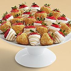 Two Full Dozen Hand-Dipped Champagne Strawberries