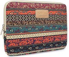 Kinmac New Bohemian Patten Laptop Sleeve Case Bag 13 Inch Macbook Air 13 Macb...