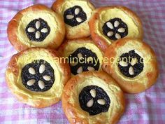 Cookie Table, Czech Recipes, Mexican Food Recipes, Ethnic Recipes, Bread And Pastries, Nutella, Sushi, Menu, Cookies