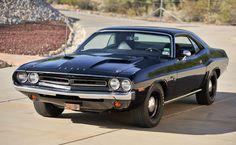 1971 Dodge Hemi Challenger RT