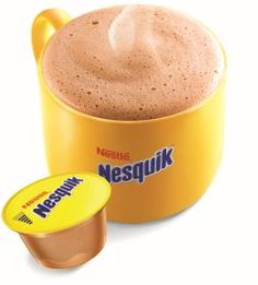 Nesquik | NESCAFÉ Dolce Gusto Nescafe, Beverages, Cooking Recipes, Pudding, Coffee, Desserts, Gifts, Products, Gastronomia