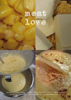 meat love | en la cocina de nuestro restaurante preparamos cremas, postres, salsas…