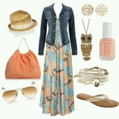 Love the dress and jacket