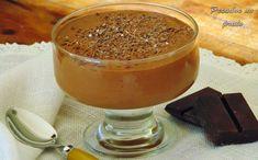 Portuguese Recipes, Portuguese Food, Sweet Recipes, Desserts, Portugal, Pudding Recipe, Chocolate Curls, Delicious Recipes, Chocolate Crack