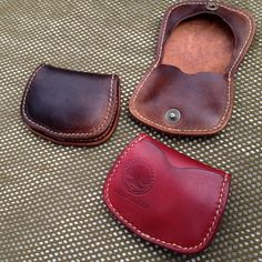TC-32 Horseshoe Coin Pouch via Texu Crafts. Click on the image to see more!