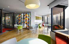 Creative office design by M Moser Associates by M Moser Associates   Interior Design Architecture, via Flickr