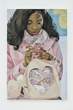 The first solo museum exhibition in New York City of work by artist Jordan Casteel (b. Yale School Of Art, New Museum, Rose Art, Museum Exhibition, Artist Life, Art File, Black Art, Art World, Female Art
