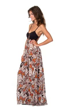 Carbon Ribs Dress | RVCA | $56