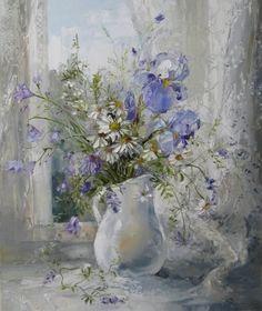 art-and-dream:    Art painting wonderful by Kravchenko Oksana: