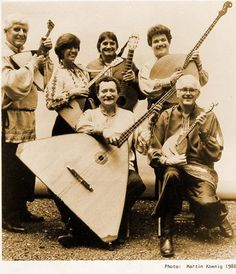 Balalaika: Russian music.