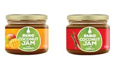 Exotic Organic Coconut Jams - The New Buko Foods Fruit Jams Blend Unexpected Flavor Profiles