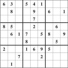 Protect your brain waves.....play  Sudoku!