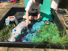 Activities to Play with Gelli Baff and Gelli Slime (which don't involve using the bath). Calming Activities, Fun Activities, Blocked Sink, Counting Bears, Special Educational Needs, Star Wars Books, Different Textures, Farm Yard, Sensory Play