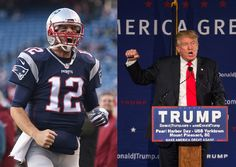 Donald Trump Believes Tom Brady Is The Reason For His High Poll Numbers