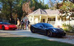 Marvelled Blog: Ray J makes offer to buy a house on Kim Kardashian...