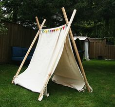 Backyard Tents And Forts For Maximum Summer Enjoyment | Family Style