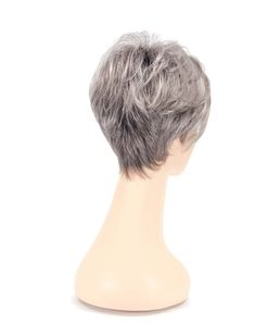Marlee Wig by Paula Young® - Monofilament Wigs - Wigs Short Cut Wigs, Short Hair Cuts, Short Hair Styles, Edgy Pixie, Asymmetrical Pixie, Short Sassy Haircuts, Sweeping Bangs, Monofilament Wigs, Short Grey Hair