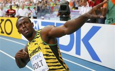Usain Bolt gets 13th global gold medal with 200-meter victory at the World Championships in Moscow. (via The Telegraph)
