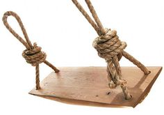 make a rope swing!