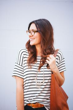 dustypalms: Kendi Everyday: Cognac Stripes