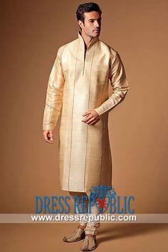Style DRM1558 - DRM1558, Junaid Jamshed Kurta 2013 Collection, Junaid Jamshed EID Kurta, Pakistani EID Kurtas by www.dressrepublic.com