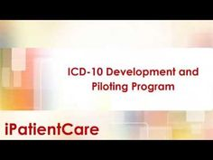 iPatientCare EHR and Practice Management Stay the Course and Commits to Its ICD-10 Development and Piloting Program |