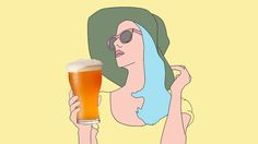 How to Enjoy a Cold Pint of Beer Pint Of Beer, Watch Sale, Cold, Style, Swag, Outfits
