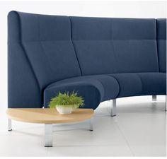 Davis Furniture   RadiusMeeting - another great highback option