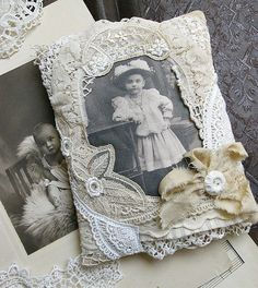 I ❤ victorian . . . small pillow by saray-viola