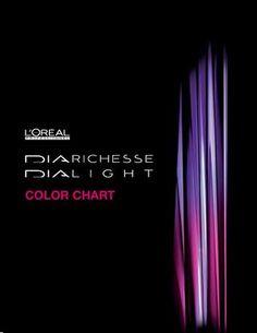 L'ORÉAL - Color Chart DiaRichesse