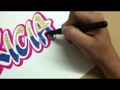 caligrafia el caligrafo - calligraphy - YouTube