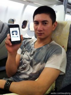 Famous Taiwan actor Nicky Wu Qilong picture (118)
