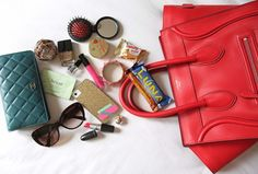What's in YOUR bag? ;-)