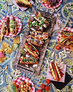 My birthday dinner - The ultimate backyard BBQ!  Blog: http://ift.tt/1vCV6pv  #happybirthdaytome #backyardbbqhero #outdoorchef #likeaboss #saveanimalseathotdogs #hotdogs #brats #beer #beercityusa #instagood #foodstagram #foodpic #foodphotography #bbq #grill #grilling #grillporn #paleo #weekend #sunday #sundayfunday #redwhitebbq #america #puremichigan #getinmybelly #nomnom #recipe #foodgasm #firemakeseverythingbetter #livelovegrilleatrepeat  @charbroilgrills @traderjoes @puremichigan @beautif...