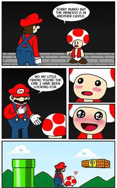Mario is a hero of Japanese video game possessed by Nintendo. Mario has now become an icon and can be recognized by anyone in the World. Mario memes are popular and we have collected Best 22 Mario … Mario Funny, Mario Memes, Games Memes, Video Game Memes, Video Games, Mario Comics, Funny Images, Funny Pictures, The Meta Picture