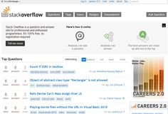 """You guys are already familiar with stackoverflow.com, it's a forum-based website where you can ask any questions and many people will try to answer it, stackoverflow has millions of pageviews per month and has a good alexa rank (#76 worldwide), so you guys might be thinking if you could create a website like stackoverflow an wanna earn money with adsense, but you don't know any coding and webdesign stuffs. just view the solution below [caption id=""""attachment_2648"""" align=""""aligncenter""""…"""
