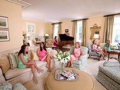 Delta Zeta sorority house gets design makeover | TuscaloosaNews.com