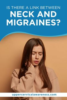 Have you noticed that when the pain starts in your neck migraine attacks usually follow? If yes, then go ahead and check out this article. Find out if there is indeed a link between the neck and migraines. Migraine Triggers, Migraine Headache, Upper Cervical Chiropractic, Chiropractic Care, Coping With Stress, Stress And Anxiety, Cervical Disc, Migraine Attack, Brain Stem